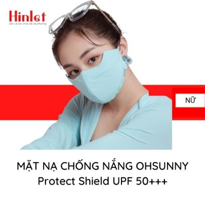 Mặt nạ chống nắng OHSUNNY Protect Shield UPF 50+++