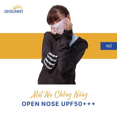 Mặt nạ chống nắng Open Nose OHSUNNY