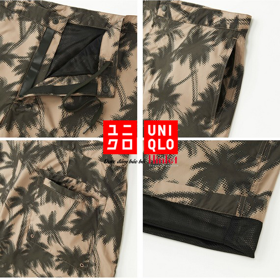 Quần short Uniqlo nam 410282